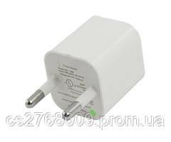 """МЗП USB (МР3) """"IPhone"""" 4G (1000 mAh) білий"""
