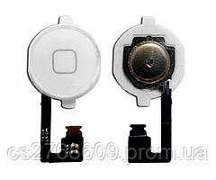 Кнопка HOME IPhone 4G ЗОВНІШНЯ (White)
