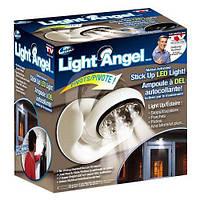 Бездротовий світильник Light Angel 7 LED з датчиком руху