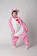 Пижама кигуруми  для девочек Хрюша Нюша