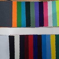 Костюмная ткань габардин ( чёрный 001) разные цвета
