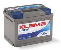 Аккумулятор Klema (Веста) 55 Ah