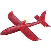 Метательный самолет с электромотором Toys EPP (34389)