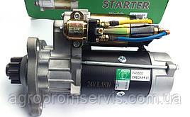 Стартер редукторный СМД-14,СМД-18, 24V 8.1 кВт (243708358) пр-во Jubana