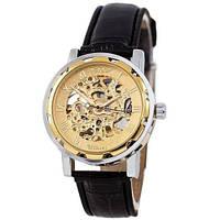 Наручные часы Winner 8012С Black-Silver-Gold Механика