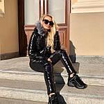 """Жіночий спортивний костюм """"Лак"""" від Стильномодно, фото 4"""