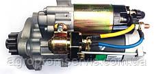 Стартер редукторный СМД-14,СМД-18, 24V 8.1 кВт (243708358) пр-во Jubana, фото 2