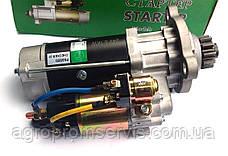 Стартер редукторный СМД-14,СМД-18, 24V 8.1 кВт (243708358) пр-во Jubana, фото 3