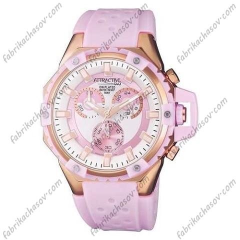 Женские часы Q&Q ATTRACTIVE DG02J171Y