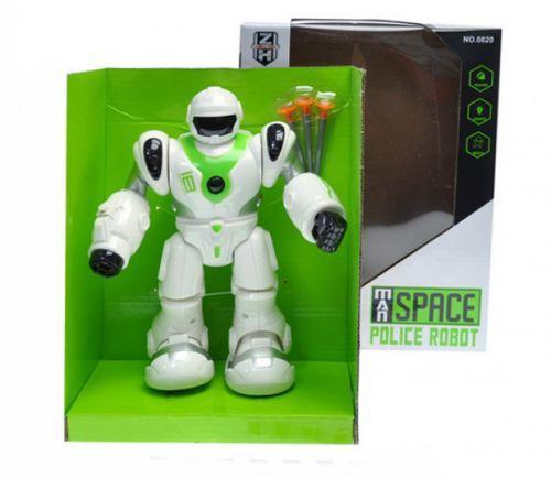 """Интерактивный робот """"Space Police Robot"""" 820"""