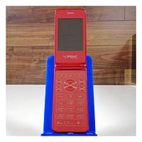 Мобільний телефон Sigma mobile X-Style 28 Flip Red*