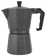 Гейзерная кофеварка Maestro MR-1666-3G 300 мл