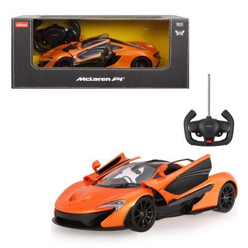 """Машина на радиоуправлении """"McLaren P1"""" (оранжевая) 75100"""