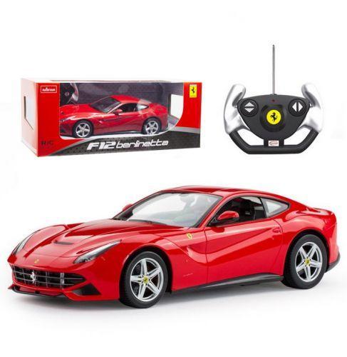 """Машина на радиоуправлении """"Ferrari F12"""" (красная) 49100"""