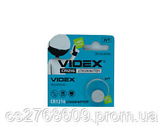 Батарейка Videx CR1216