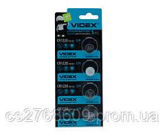 Батарейка Videx CR1220