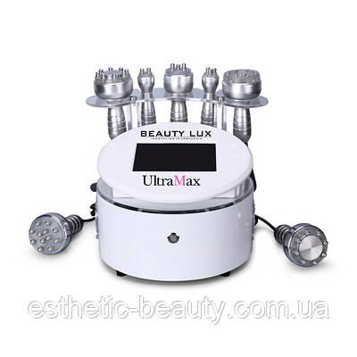 Косметологический аппарат BEAUTY LUX Ultra Max вакуумный массаж, радиоволновой лифтинг и кавитация