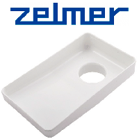 Лоток для мясорубки Zelmer (пластиковый) NR5, NR8 86.2103
