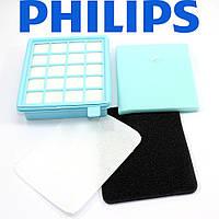 Набор фильтров к пылесосу Philips PowerPro Active FC8058/01, фото 1