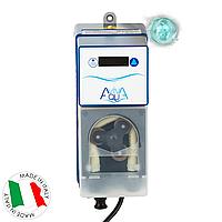 Перистальтический дозирующий насос AquaViva Cl 1,5 л/ч (KXRX) с авто-дозацией, фикс.скор.+Измерительный набор