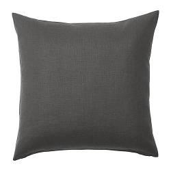 ИКЕА (IKEA) ВИГДИС, 904.326.79, Чехол на подушку, czarnoszary, 50x50 см - ТОП ПРОДАЖ