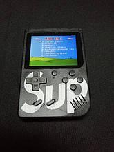 Портативная приставка Retro FC Game Box Sup 400 в 1 (Черный)