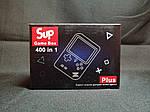 Портативная приставка Retro FC Game Box Sup 400 в 1 (Черный), фото 7