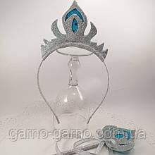 Корона Эльзы  холодное сердце Корона Анны Frozen