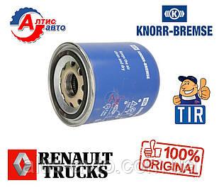 Фильтр  влагоотделителя Рено Мидлум, Мидлайнер разгрузки осушителя воздуха Knorr Bremse оригинал K087957