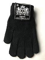 Перчатки женские двойные create one size черный #S/H