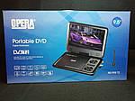 """Цифровий портативний DVD плеєр Opera NS-998 + TV 9,5""""/DVB-T2/Games, фото 8"""