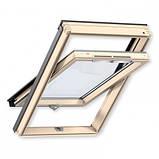 Вікно мансардне Velux GZR 3050 B, нижня ручка, фото 6