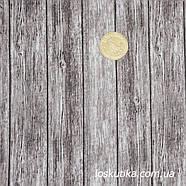 54003 Деревянная. Материалы для творчества, кукол и пэчворка. Ткань с природным рисунком., фото 3