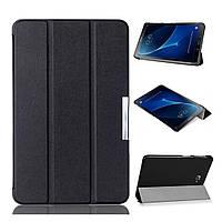 "Чехол MoKo Leather Smart Cover Case для Samsung Galaxy Tab A 10.1"" 2016 SM-T580 SM-T585 (Черный)"