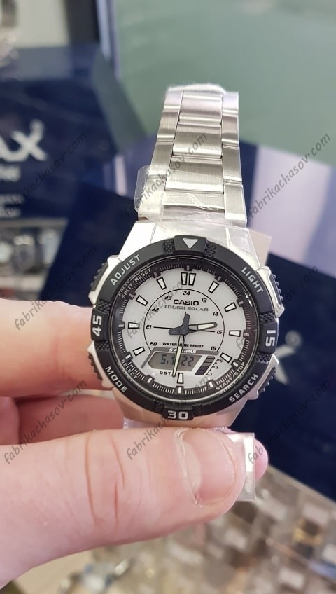 Часы Casio ILLUMINATOR AQ-S800WD-7EVEF