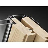 Вікно мансардне Velux GZR 3050 B, верхня ручка, фото 3