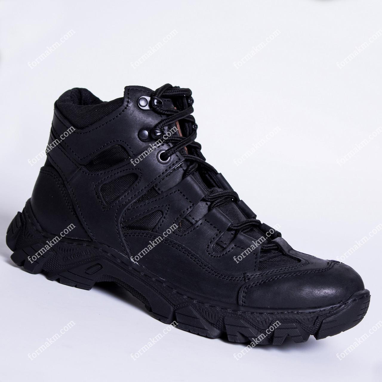 Тактические Ботинки, Полуботинки Зимние Assault Evo.2 Black
