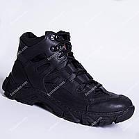 Тактические Ботинки, Полуботинки Зимние Assault Evo.2 Black, фото 1
