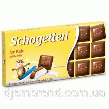 Шоколад Schogetten Praliné Noisettes (Орех Пралине) - 100 г.