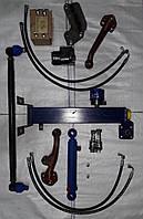 Переоборудование ГУР МТЗ-82 под насос- дозатор передний ведущий мост
