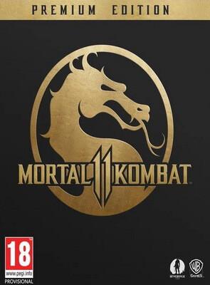 Mortal Kombat 11 Premium Edition (PC) Электронный ключ