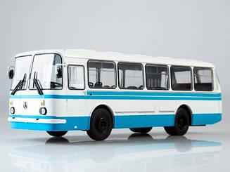 Наши Автобусы (Modimio) №1 - ЛАЗ-695Н | Коллекционная модель (1:43)