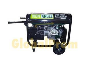Генератор Iron Angel EG 7000 EМ