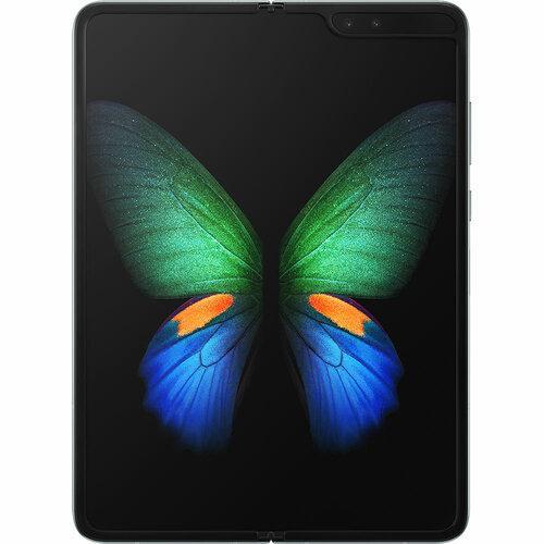 Смартфон Samsung Galaxy Fold 12/512Gb Silver (SM-F900) EU