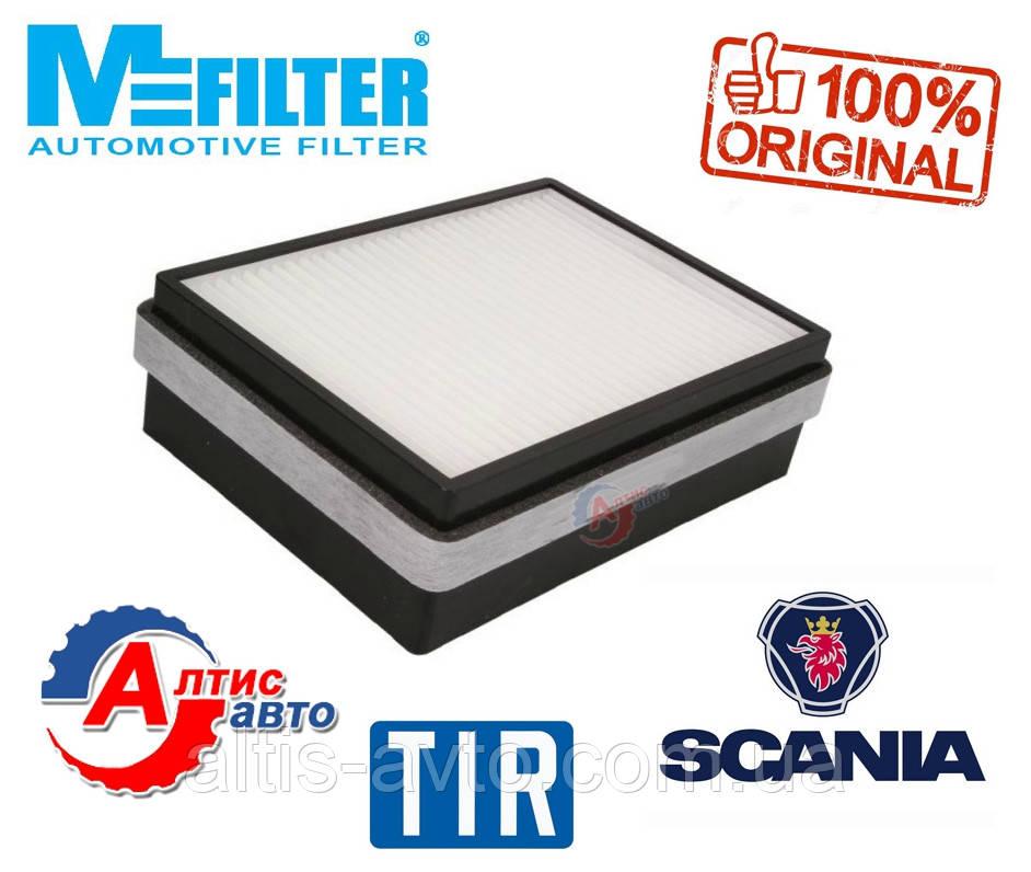 Фильтр салона SCANIA 4 P,G,R,T серии, очистка воздуха кабины 1420197 K959