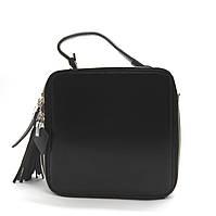Женская сумочка GАLАNTY черного цвета (4658)
