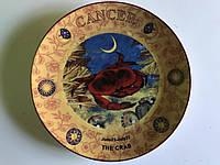 Тарелка декоративная Lefard РАК 20 см 86-349, фото 1