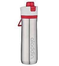 Термобутылка Aladdin Active Hydration (0.6 л), червона