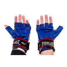 Перчатки шингарты Everlast RexionStrap DX, фото 2