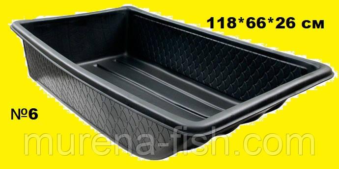 Санки рыбацкие №6 супер-большие Сани- волокуши для зимней рыбалки118*66*26 см